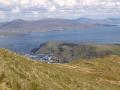 Clare Island Scenery